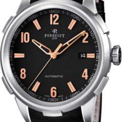 Ремонт часов Perrelet A1068/3 Classic Class-T 3 Hands Date в мастерской на Неглинной