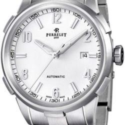 Ремонт часов Perrelet A1068/A Classic Class-T 3 Hands Date в мастерской на Неглинной
