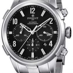 Ремонт часов Perrelet A1069/B Classic Class-T Chrono в мастерской на Неглинной