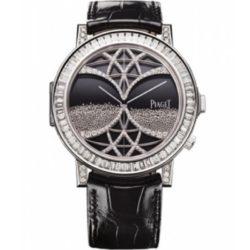 Ремонт часов Piaget G0A33181 Altiplano Piaget Altiplano Double Jeu с мотивом «Париж» в мастерской на Неглинной