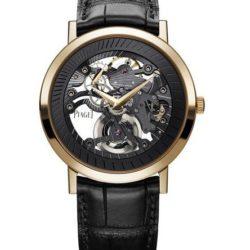 Ремонт часов Piaget G0A34116 Altiplano 838S в мастерской на Неглинной
