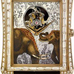 Ремонт часов Piaget G0A38585 Black Tie Emperador Flying Tourbillon в мастерской на Неглинной