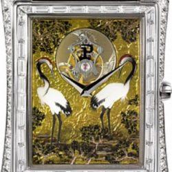 Ремонт часов Piaget G0A38587 Black Tie Emperador Flying Tourbillon в мастерской на Неглинной