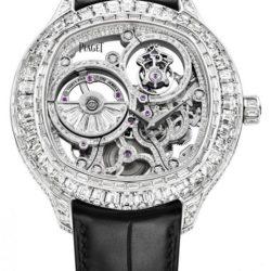 Ремонт часов Piaget G0A39039 Black Tie Emperador Cushion Ulta-Thin Tourbillon в мастерской на Неглинной