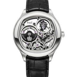 Ремонт часов Piaget G0A40041 Black Tie Emperador Cushion-Shaped 1270S в мастерской на Неглинной
