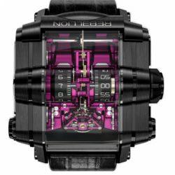 Ремонт часов Rebellion Black DLC Grade 5 Titanium Purple T-1000 T1K в мастерской на Неглинной