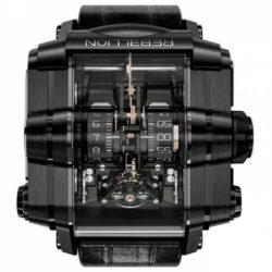 Ремонт часов Rebellion Black DLC treated Grade 5 Titanium T-1000 T1K в мастерской на Неглинной
