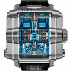 Ремонт часов Rebellion Grade 5 Titanium Blue T-1000 T1K в мастерской на Неглинной