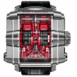 Ремонт часов Rebellion Grade 5 Titanium Red T-1000 T1K в мастерской на Неглинной