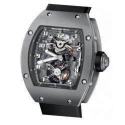 Ремонт часов Richard Mille RM 002 Tourbillon RM All Gray в мастерской на Неглинной