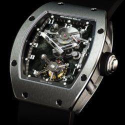 Ремонт часов Richard Mille RM 002 Tourbillon RM Power Reserve в мастерской на Неглинной