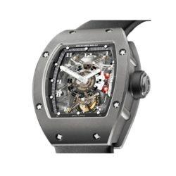 Ремонт часов Richard Mille RM 003 Tourbillon Dual Time Zone RM Titanium в мастерской на Неглинной