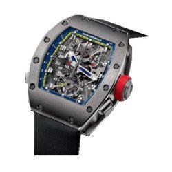 Ремонт часов Richard Mille RM 008 Tourbillon Chronograph - Felipe Massa RM Brasil в мастерской на Неглинной