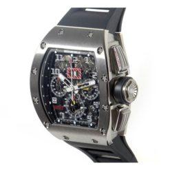 Ремонт часов Richard Mille RM 011 Automatic Flyback Chronograph Felipe Massa RM Titanium в мастерской на Неглинной