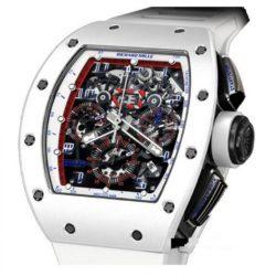 Ремонт часов Richard Mille RM 011 Ceramic Asia RM Ceramic Limited Edition в мастерской на Неглинной