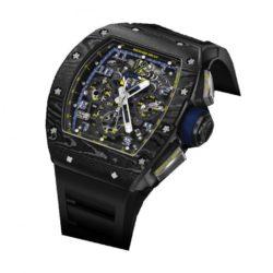 Ремонт часов Richard Mille RM 011 Felipe Massa RM 50 mm в мастерской на Неглинной