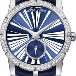 Ремонт часов Roger Dubuis 36 Automatic in Blue Excalibur Excalibur 36 Automatic в мастерской на Неглинной