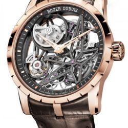 Ремонт часов Roger Dubuis Automatic Skeleton Excalibur 42 mm в мастерской на Неглинной