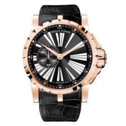Ремонт часов Roger Dubuis EX42-77-50-00/09R01/B Excalibur Automatic в мастерской на Неглинной