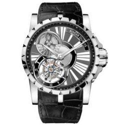 Ремонт часов Roger Dubuis EX45-520-20-00/0ER01/B Excalibur Automatic Flying Tourbillon в мастерской на Неглинной