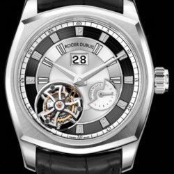 Ремонт часов Roger Dubuis RDDBMG0002 La Monegasque Tourbillon в мастерской на Неглинной