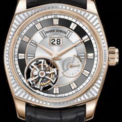 Ремонт часов Roger Dubuis RDDBMG0014 La Monegasque La Monegasque Flying Tourbillon Large Date в мастерской на Неглинной