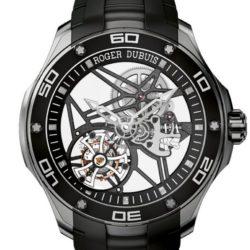 Ремонт часов Roger Dubuis RDDBPU0002 Pulsion Pulsion Flying Tourbillon Skeleton в мастерской на Неглинной