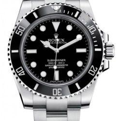Ремонт часов Rolex 114060 Submariner No Date в мастерской на Неглинной