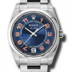 Ремонт часов Rolex 114200 blcao Oyster Perpetual Air-King 34mm Steel в мастерской на Неглинной