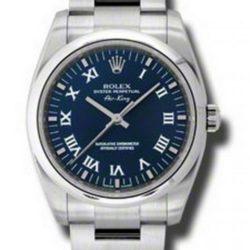 Ремонт часов Rolex 114200 blro Oyster Perpetual Air-King 34mm Steel в мастерской на Неглинной