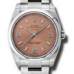 Ремонт часов Rolex 114200 pao Oyster Perpetual Air-King 34mm Steel в мастерской на Неглинной