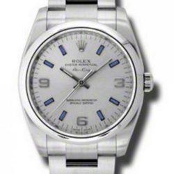 Ремонт часов Rolex 114200 sblio Oyster Perpetual Air-King 34mm Steel в мастерской на Неглинной
