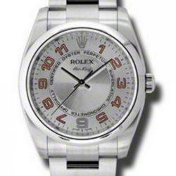 Ремонт часов Rolex 114200 scao Oyster Perpetual Air-King 34mm Steel в мастерской на Неглинной