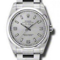 Ремонт часов Rolex 114200 slio Oyster Perpetual Air-King 34mm Steel в мастерской на Неглинной
