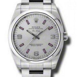 Ремонт часов Rolex 114200 spio Oyster Perpetual Air-King 34mm Steel в мастерской на Неглинной