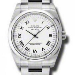 Ремонт часов Rolex 114200 wro Oyster Perpetual Air-King 34mm Steel в мастерской на Неглинной