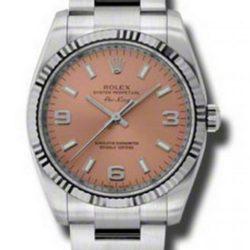 Ремонт часов Rolex 114234 pao Oyster Perpetual Air-King 34mm Steel and White Gold в мастерской на Неглинной