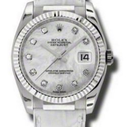 Ремонт часов Rolex 116139 mdw Datejust White Gold в мастерской на Неглинной