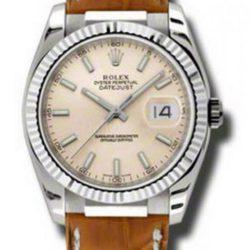 Ремонт часов Rolex 116139 psb Datejust White Gold в мастерской на Неглинной