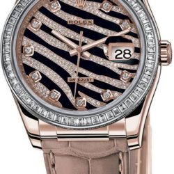 Ремонт часов Rolex 116185 BBR Cr Datejust Royal Pink 36mm Everose Gold в мастерской на Неглинной