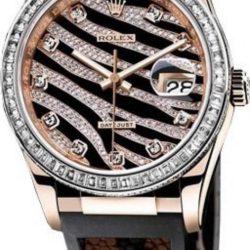 Ремонт часов Rolex 116185 BBR Datejust Royal Pink 36mm Everose Gold в мастерской на Неглинной