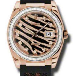 Ремонт часов Rolex 116185 BBR Royal Pink Datejust Royal Pink 36mm Everose Gold в мастерской на Неглинной