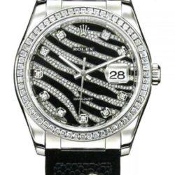 Ремонт часов Rolex 116189 BBR Datejust 36mm White Gold в мастерской на Неглинной