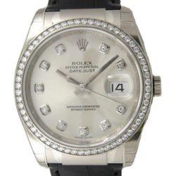 Ремонт часов Rolex 116189 md Datejust 36mm White Gold в мастерской на Неглинной