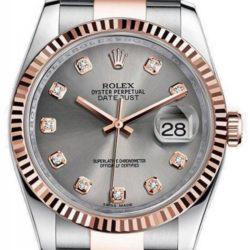 Ремонт часов Rolex 116231 Datejust Ladies Steel and Everose Gold в мастерской на Неглинной