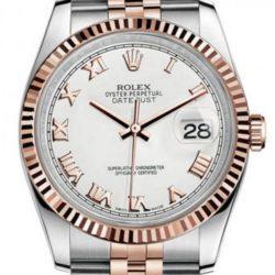 Ремонт часов Rolex 116231 White Roman Dial Jubilee Datejust Ladies Steel and Pink Gold Jubilee в мастерской на Неглинной