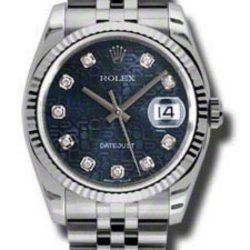 Ремонт часов Rolex 116234 bljdj Datejust Ladies 36mm в мастерской на Неглинной