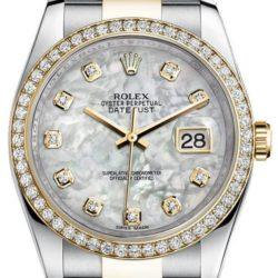 Ремонт часов Rolex 116243 Datejust Ladies 36mm в мастерской на Неглинной