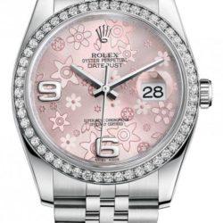 Ремонт часов Rolex 116244 Datejust Ladies Datejust 36 mm в мастерской на Неглинной