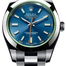 Ремонт часов Rolex 116400GV Milgauss Steel 40mm в мастерской на Неглинной